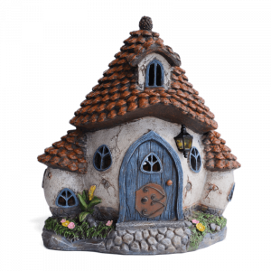 Juniper Junction Fairy House – Solar