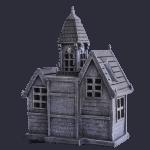 Scarwood Solar Fairy House