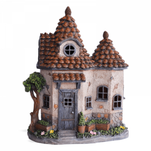 Wimbleberry Fairy House – Solar