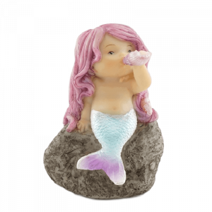Little Mermaid with Shell