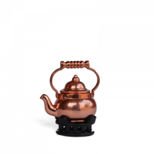 Copper Kettle & Hob