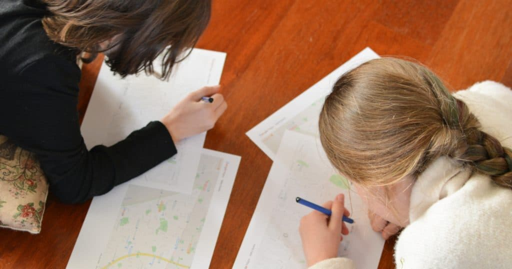 Creating maps to deliver Kindness in Keilor Downs