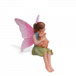 Fairy Ava, Side View