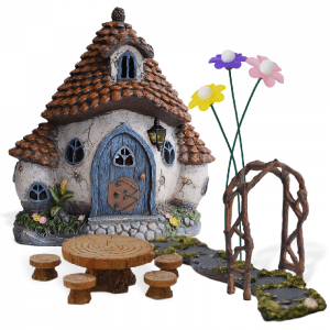 Juniper Blooms Fairy Garden Kit