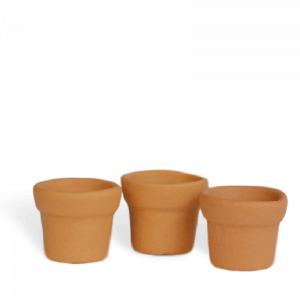 Terracotta Pot Set (3)