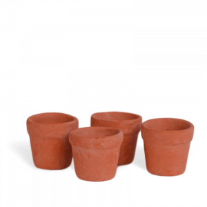 Terracotta Pot Set (4)