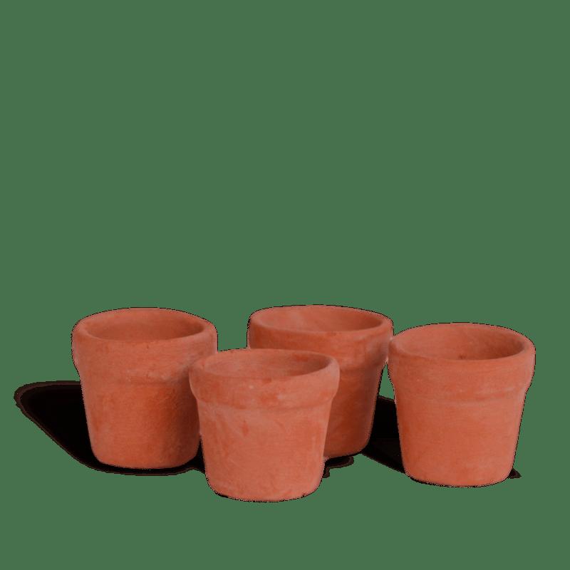 Terracotta Pot Set of 4