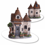 Wimbleberry Fairy House