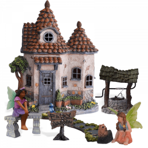 Wimbleberry Fields Fairy Garden Kit