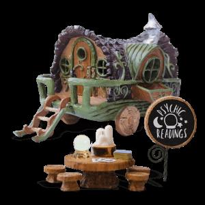 The Crystal Gazers Fairy Garden Kit