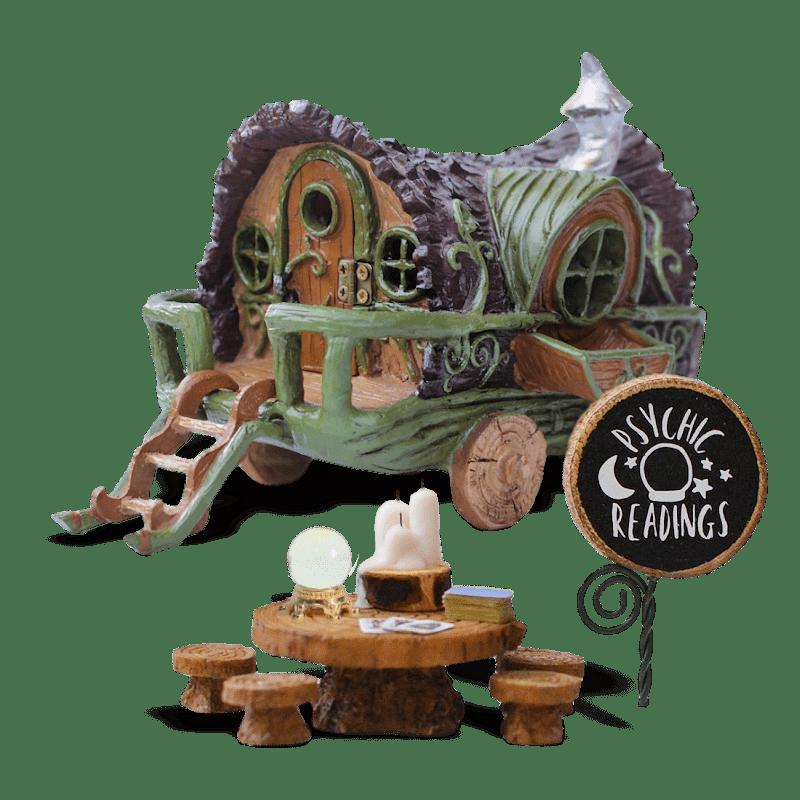Crystal Gazers Fairy Garden Kit