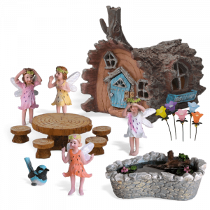 Elfin Thicket Fairy Garden Kit