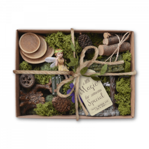 Fairy Garden Kit Box – Fairy Forest