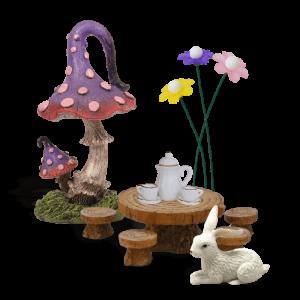 Little Wonderland Fairy Garden Kit