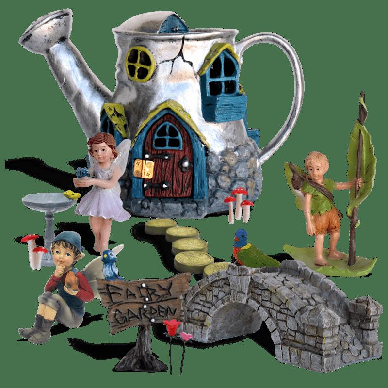 Maple Grove Fairy Garden Kit
