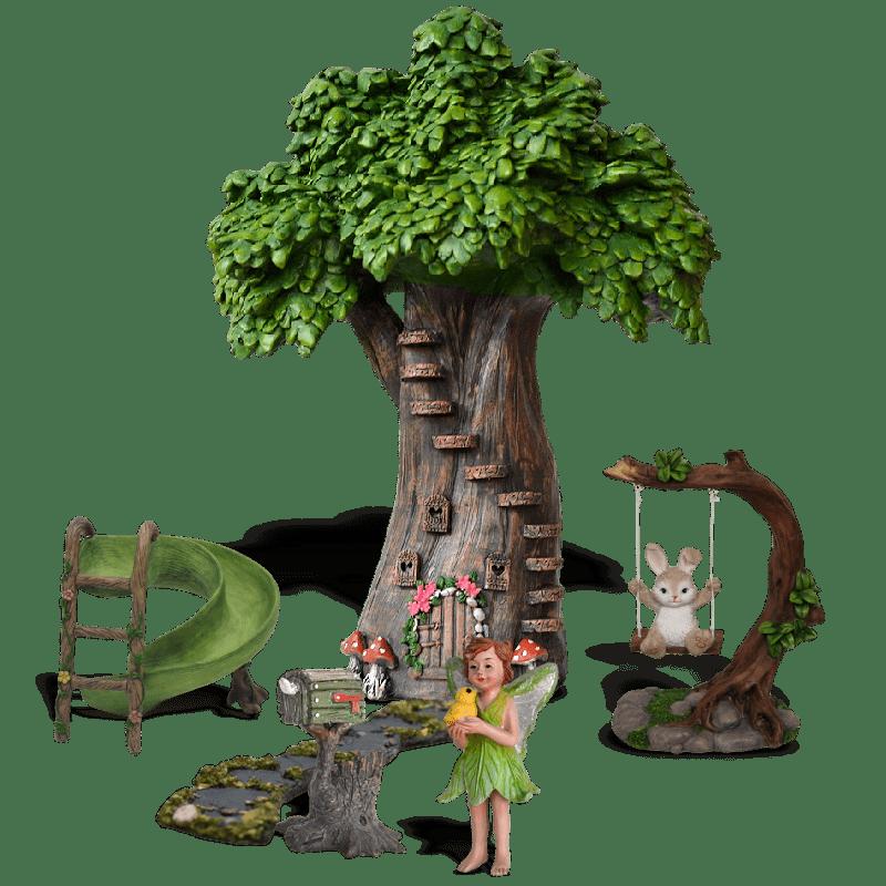 Pixie Playground Fairy Garden Kit