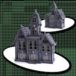 Scarwood Fairy House