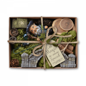 Fairy Garden Kit Box – Wandering Wizard