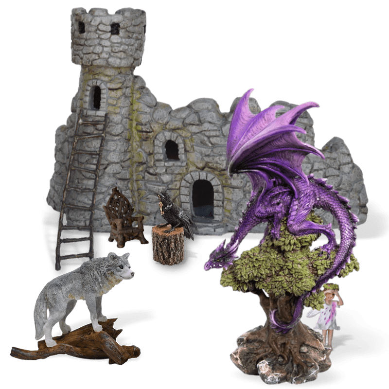 Winterfell Fairy Garden Kit