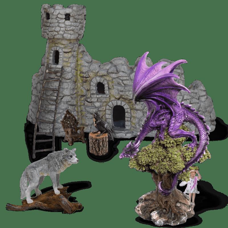 Winterfell Fairy Garden Kit