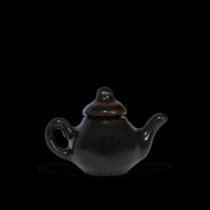 Teapot – Black