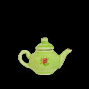 Teapot – Green