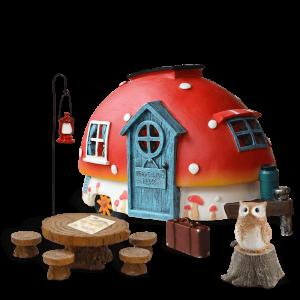Road Trippin' Fairy Garden Kit
