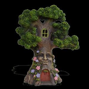 Tree Spirit Fairy House – Solar