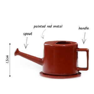 watering can features