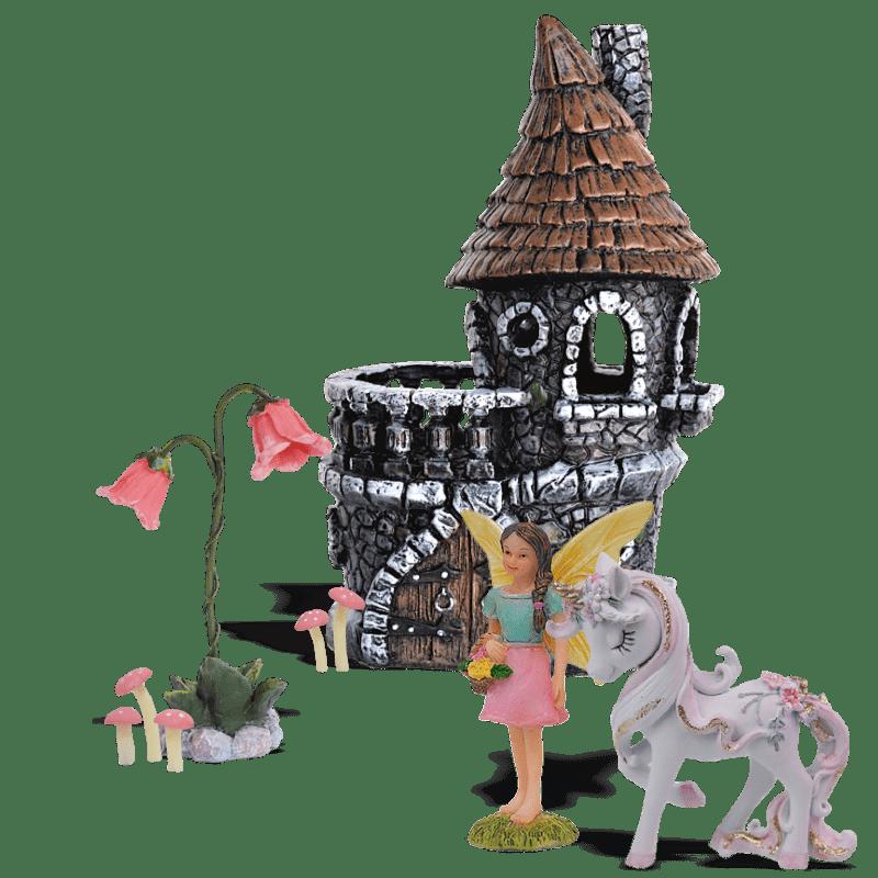 Aurora Fairy Garden Kit
