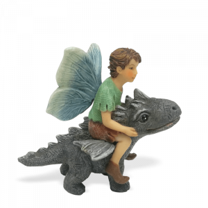 Fairy David & Dragon
