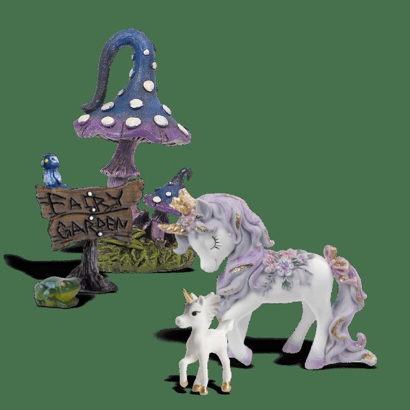 Unicorn Love Fairy Garden Kit