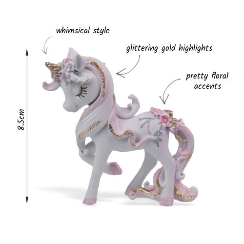 enchanted unicorn pink
