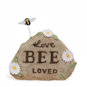 """Bee Loved"" Rock"