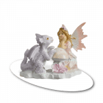 Fairy Kinley and Dragon_featured