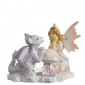 Fairy Kinley and Dragon