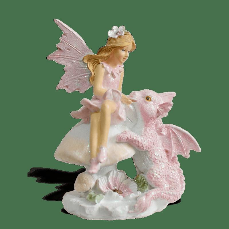 Fairy Eloise and Dragon