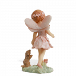 Fairy Sarah and Puppy_back view