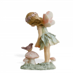Fairy Sadie and Bird_back view