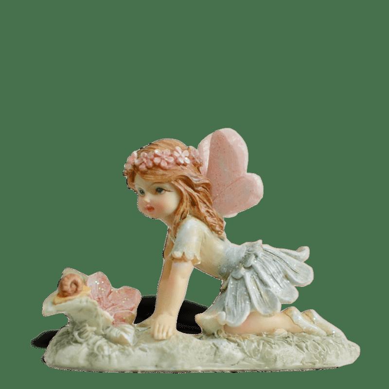Fairy Paisley and Snail