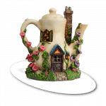 solar house teapot design