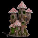 Blossom Tree Fairy House - Solar