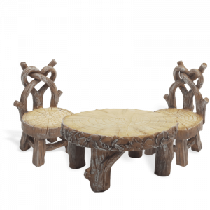 Celtic Table and Chair Set