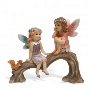 Fairies Amy and Dakota