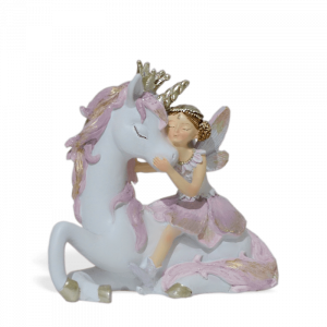 Fairy Orla with Unicorn