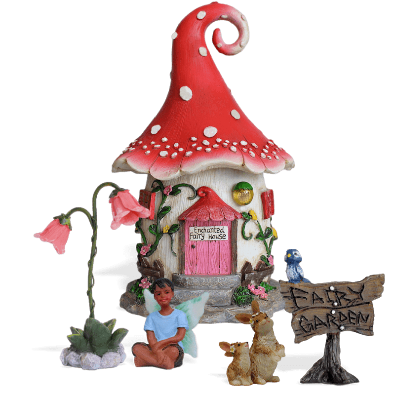 Lindair Ridge Fairy Garden Kit