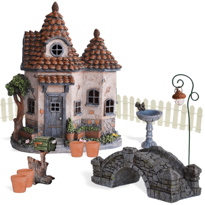 Wimbleberry Fairy Garden Kit