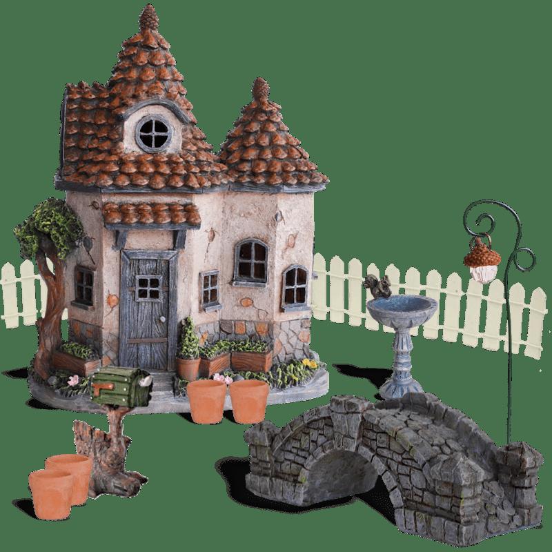 Wimbleberry Fairy Garden Kit