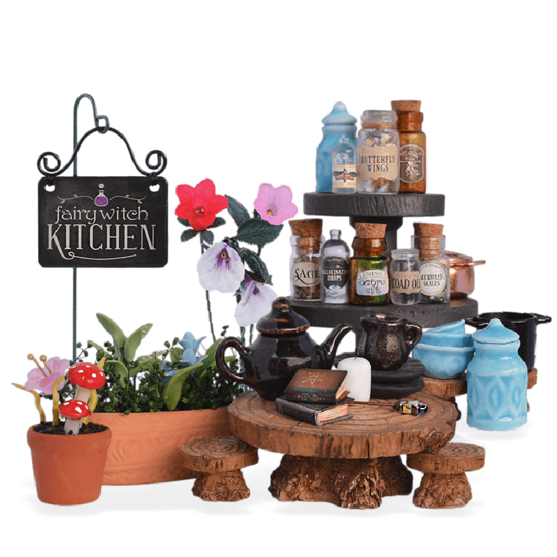 Fairy Witch Kitchen – Special Edition Boxed Set
