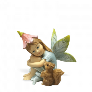 Fairy Frankie and Squirrel